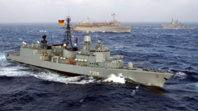 Photo of Germany monitors the arms embargo to Libya