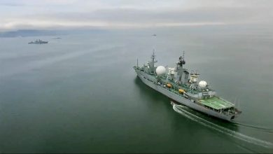 Photo of Canadian newspaper: The Russian Navy conducts large exercises near Alaska
