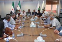 "Photo of After the hopes of the Kurdish agreement.. the ""Syrian coalition"" changes its tone and meets with the Kurdish National Council"