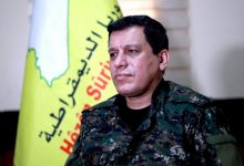 """Photo of In video: General """"Mazloum Abdi"""" proposes to the international powers a solution to the Syrian crisis and affirms that Kurdish unity is a strategic goal for them"""