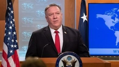 "Photo of Pompeo calls for an end to the violence in ""Karabakh"""