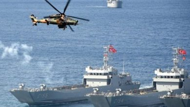 Photo of Turkish maneuvers and Greek bases.. the escalation returns to the eastern Mediterranean