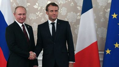 "Photo of Putin and Macron call for an immediate ceasefire in ""Karabakh"""