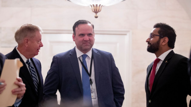 Photo of An American newspaper: Top White House Official Went to Syria for Hostage Talks