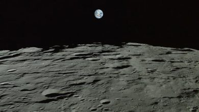 Photo of NASA's SOFIA discovers water on sunlit surface of Moon