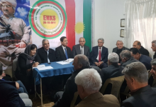 "Photo of The Kurdish Council calls on the leadership of the ""SDF"" to suspend education in the Kurdish curriculum and to impose the teaching of the regime's curriculum on the east of the Euphrates"