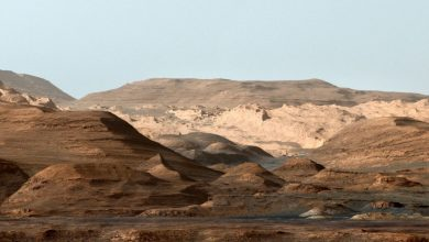 Photo of Field geology at Mars' equator points to ancient megaflood