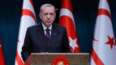 "Photo of Cyprus condemns ""Erdogan's malicious visit"".. and considers it a provocation"
