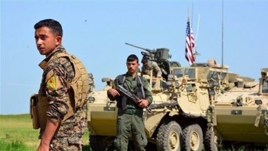 Photo of The Deputy Commander-in-Chief of the International Coalition Forces arrives in northeastern Syria and makes important statements