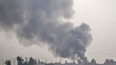 "Photo of Turkey launches an attack with heavy weapons on the village of West ""Gere Spi / Tal Abyad"""