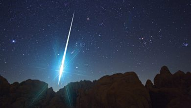 Photo of December's stunning Geminid meteor shower is born from a humble asteroid