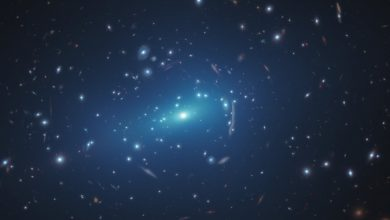 Photo of New Hubble data explains missing dark matter
