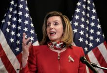 Photo of Pelosi calls for prosecution of any lawmaker found to be involved in Capitol events