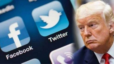 Photo of Facebook and Twitter suspend Trump account after congressional riots