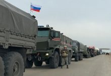 """Photo of Following Russian statements and reinforcements..""""International coalition"""" conducts military exercises in eastern Syria"""