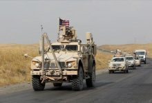 """Photo of U.S. Military Patrol In Hasakeh Coincides With Tension Between """"Asayish"""" And Syrian Government Forces"""