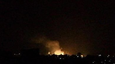 Photo of In response to the bombing of Hewler.. USA Bombing Iranian positions in Eastern Syria