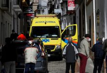 Photo of 7 people were injured in a run-over in Spain