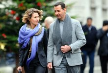 """Photo of Syrian regime president """"Bashar al-Assad"""" and his wife have been infected with the Corona virus and this is their last case"""