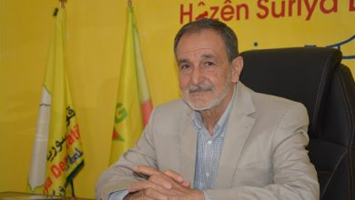 """Photo of Riad Draar through """"Xeber24"""" announces the position of the Syrian Democratic Council of the """"Jude"""" front and responds to Abdul Azim"""