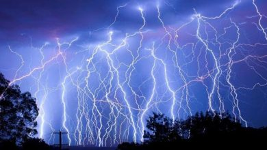 Photo of Lightning strikes played a vital role in life's origins on Earth