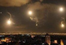Photo of Explosions shaking Damascus and its surroundings