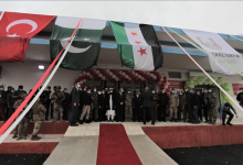 "Photo of A high-ranking Pakistani and Turkish delegation visits ""Sri Kaniyeh"" and raises their flags in front of the eyes of the regime and the silence of the Russians ""Photos"""